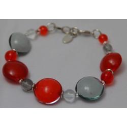 Bracelet  luna Verre Murano collection prestige